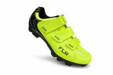MTB tretry FLR F-55 Neo Yellow