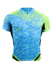 Dres HAVEN SINGLETRAIL men blue/green
