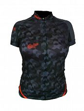 Dres HAVEN SINGLETRAIL women black/red
