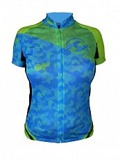 Dres HAVEN SINGLETRAIL women blue/green