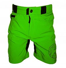 ID 2810 Dětské kraťasy HAVEN TeenAge green black 9c61e7e379