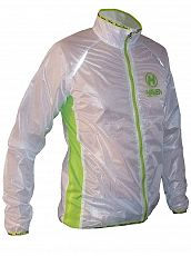 Bunda HAVEN ULTRALIGHT  white/green