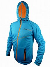 Bunda HAVEN Thermotec men blue/orange