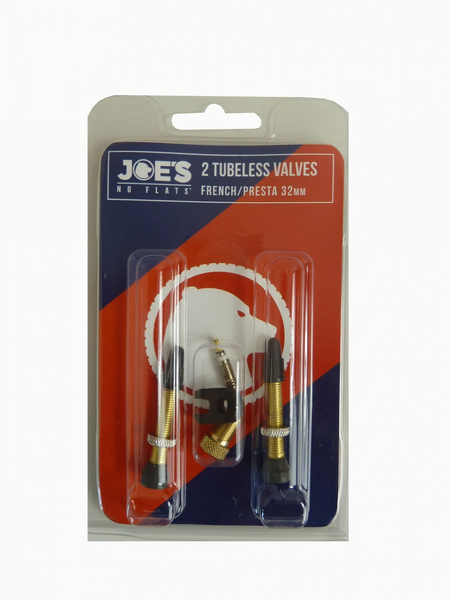Joe´s 2 UST ventilky Presta Valves 32 mm 1 ks