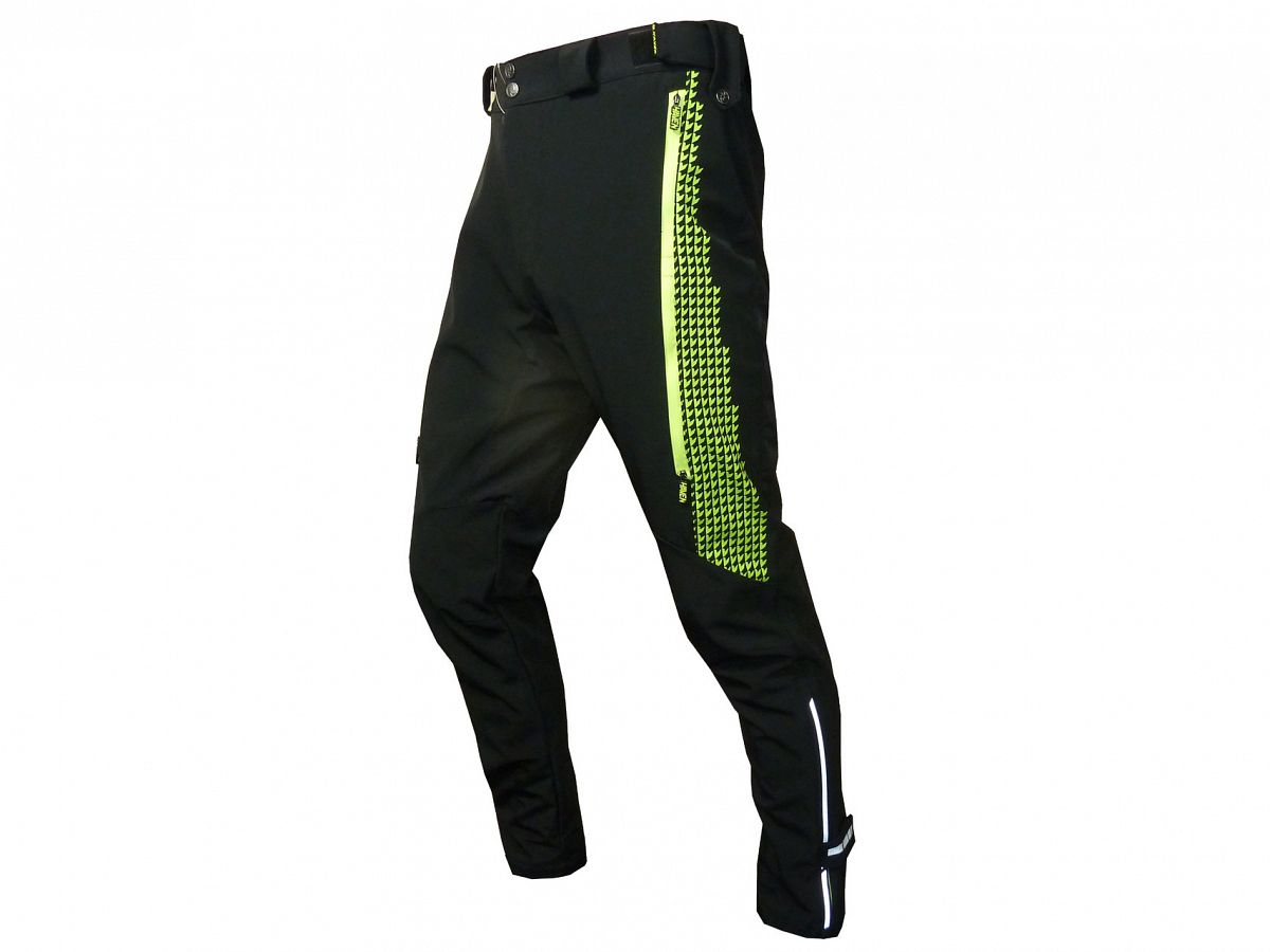 HAVEN RAINBRAIN LONG black/green
