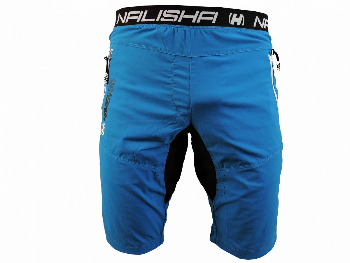 Kraťasy HAVEN NALISHA SHORT blue/white - men/women