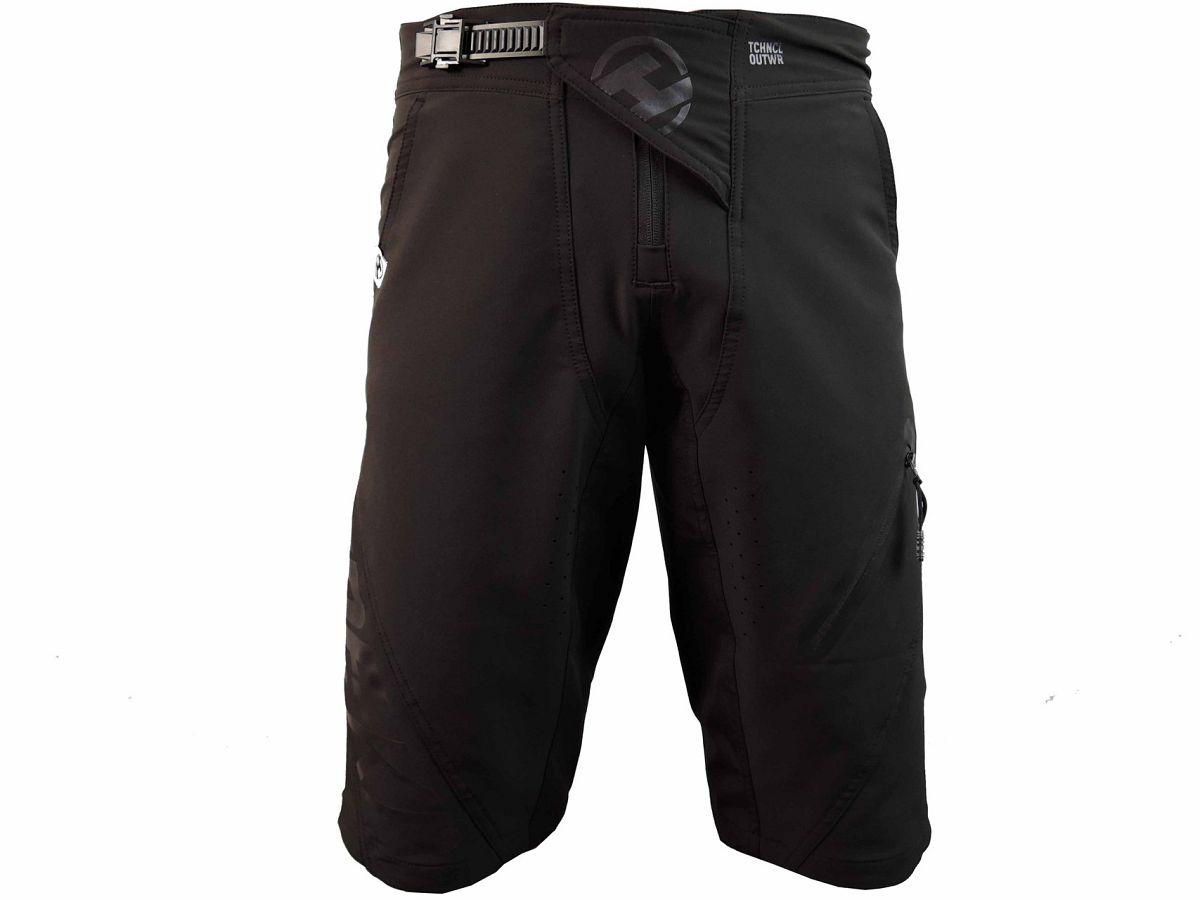 Cyklokraťasy HAVEN RIDE-KI SHORT black