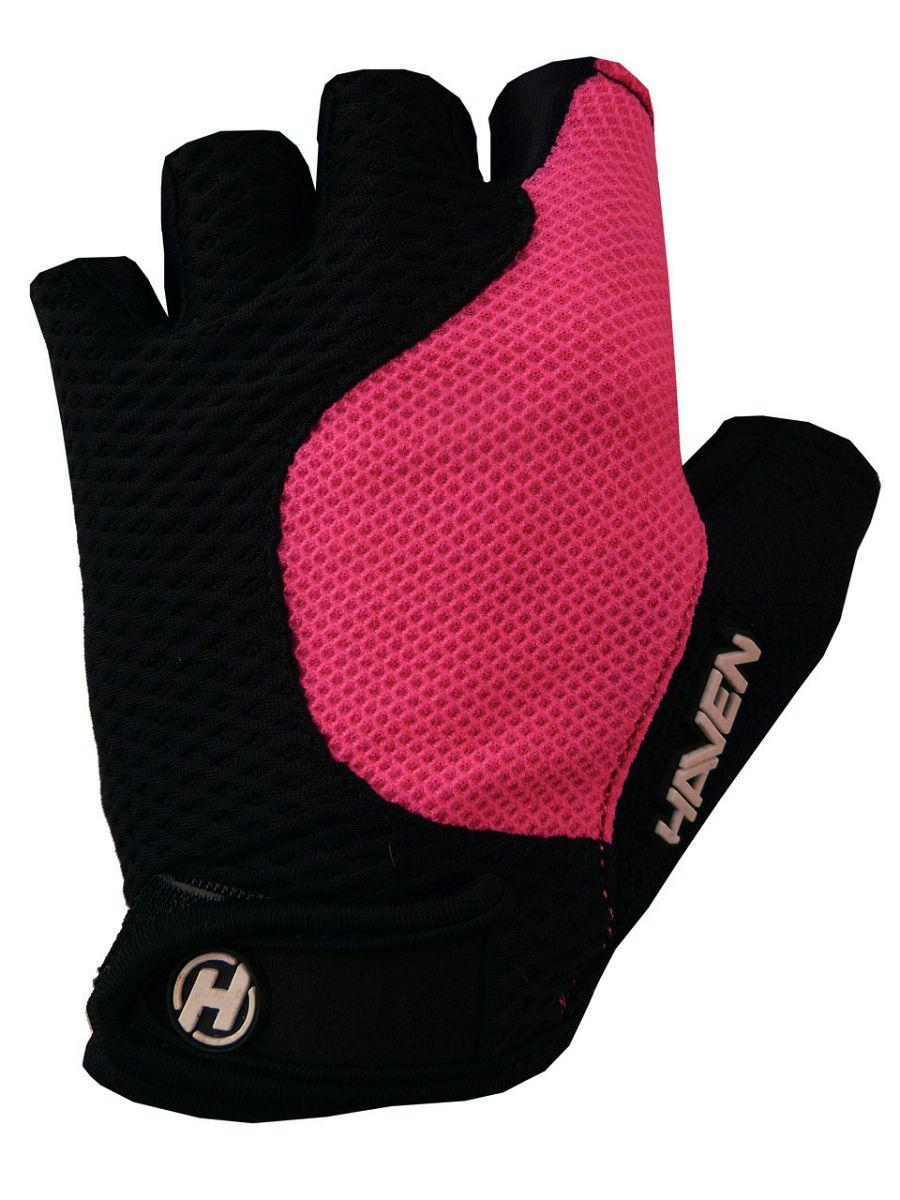 Krátkoprsté rukavice HAVEN KIOWA SHORT pink