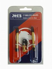 Joe´s 2 UST ventilky Presta Valves48 mm
