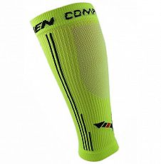 Kompresní návleky HAVEN Compressive Calf Guard EvoTec yellow - MIDDLE COMPRESSION