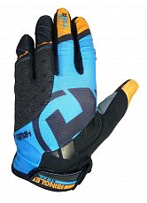 Rukavice HAVEN SINGLETRAIL  Long black/blue