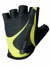 Rukavice HAVEN LYCRAtech black/green