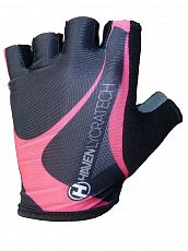 Rukavice HAVEN LYCRAtech black/pink