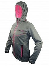 Bunda HAVEN Thermotec women grey/pink