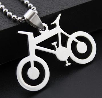 Prívesok bicykel na retiazke