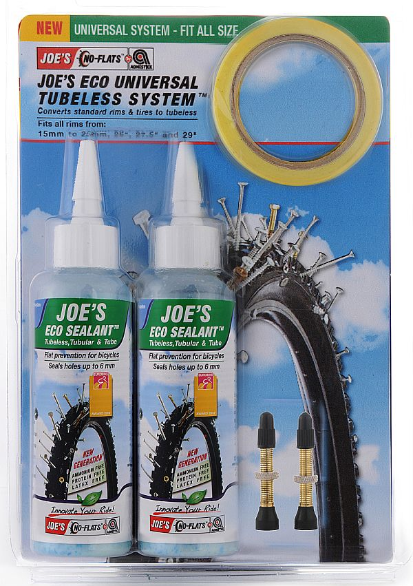 Joe ´s READY tubeless ECO system 25mm