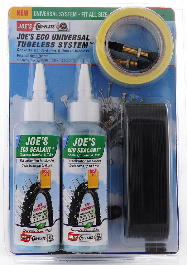 Joe ´s UNI Tubeless ECO System UNI