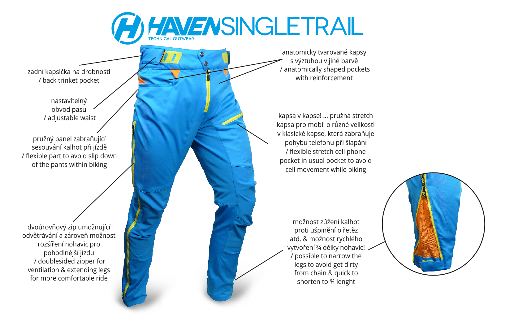 pants singletrail long black 31436e53e1