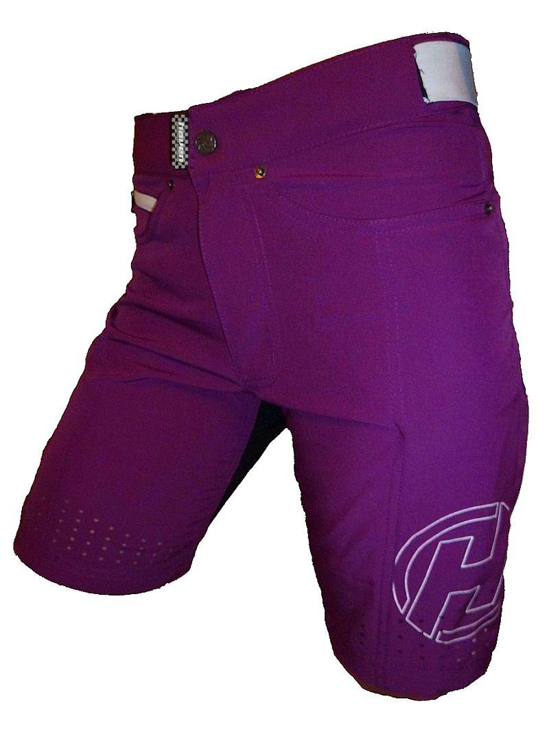 Dámské Cyklokraťasy HAVEN Amazon   violet vel. M