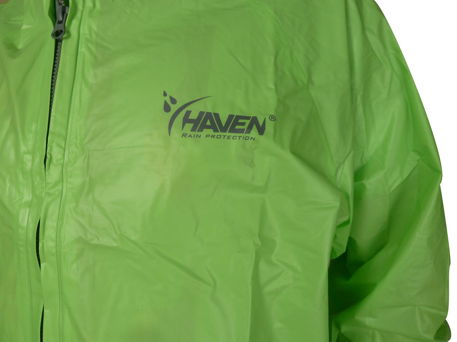 Pláštěnka HAVEN CLASSIC II Neon Green