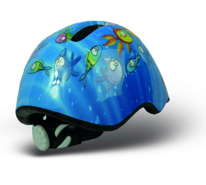 Dětská přilba HAVEN  Dream Blue  - Fish