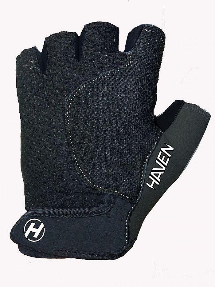 Krátkoprsté rukavice HAVEN KIOWA SHORT black