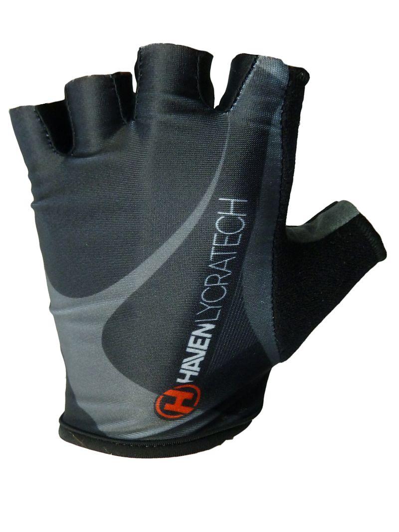 Rukavice HAVEN LYCRAtech black/grey
