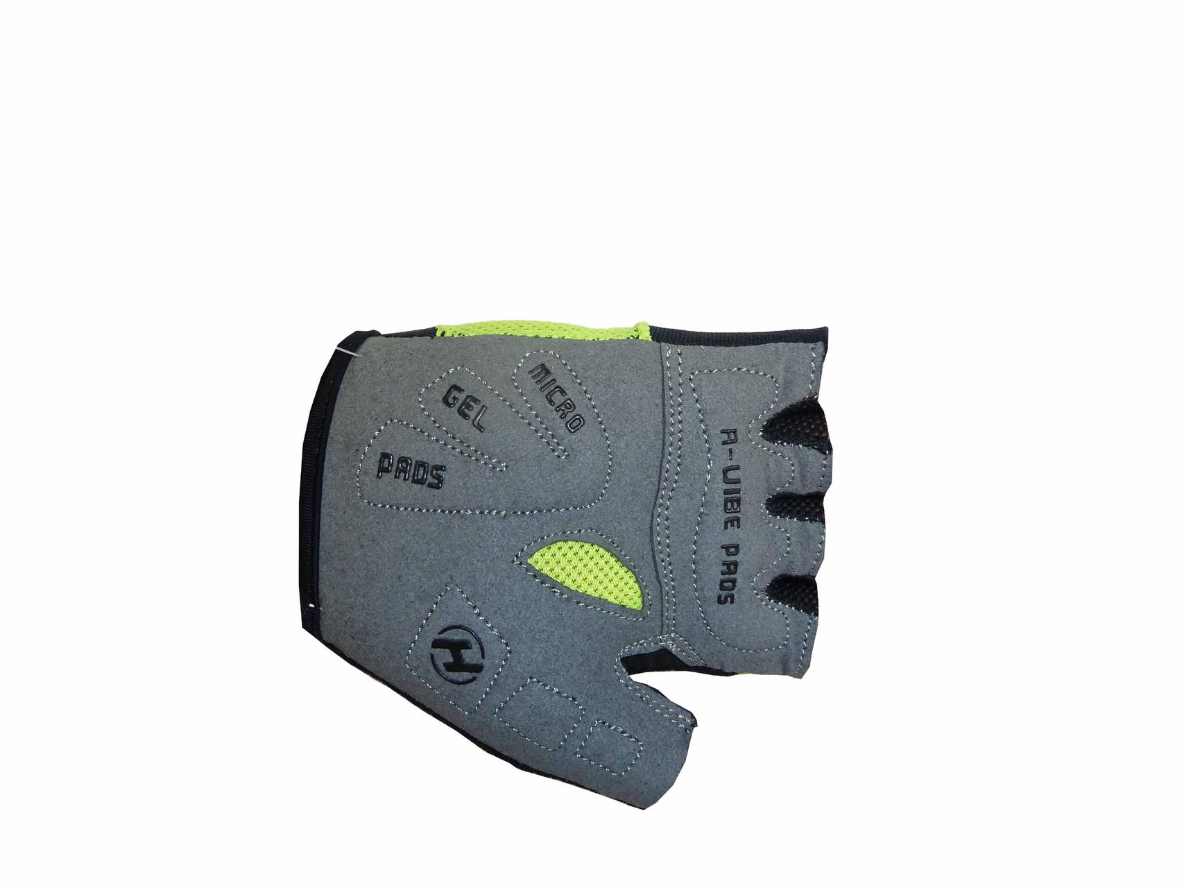 Krátkoprsté rukavice HAVEN DEMO KID SHORT green/blue vel. 2 (6-8 rukavice)