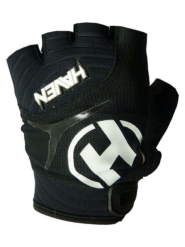 Krátkoprsté rukavice HAVEN DEMO SHORT black