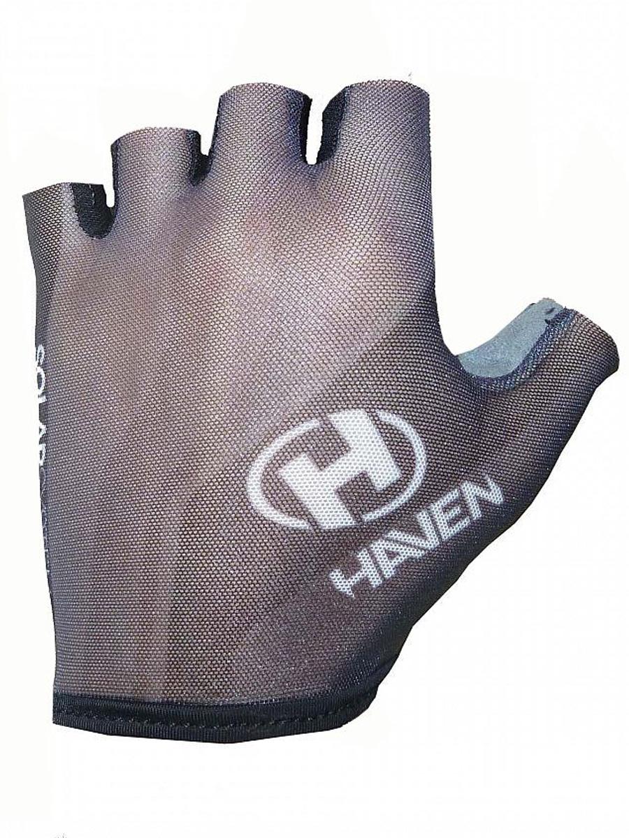 Krátkoprsté rukavice HAVEN SOLAR SHORT black