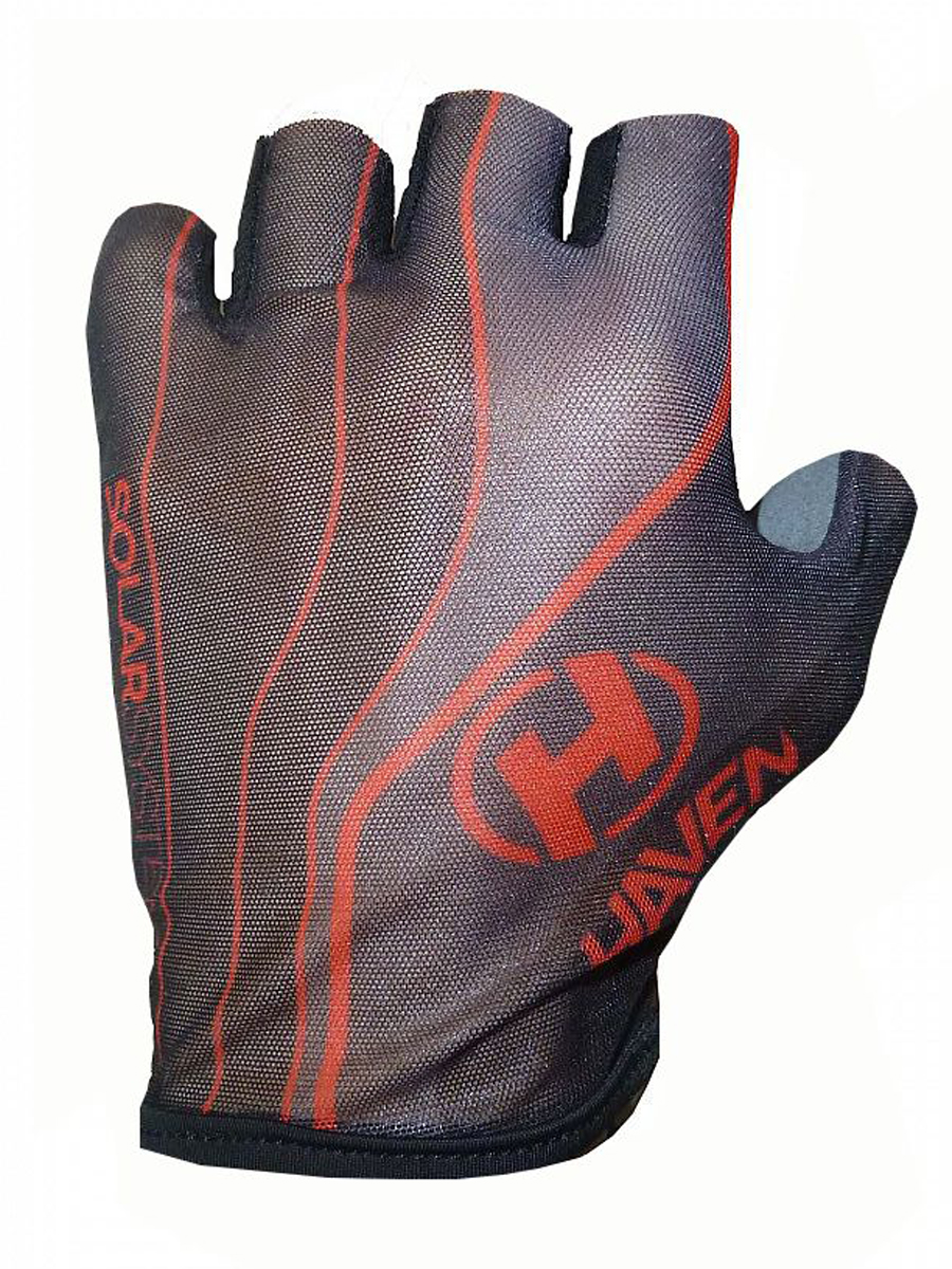 Krátkoprsté rukavice HAVEN SOLAR SHORT red