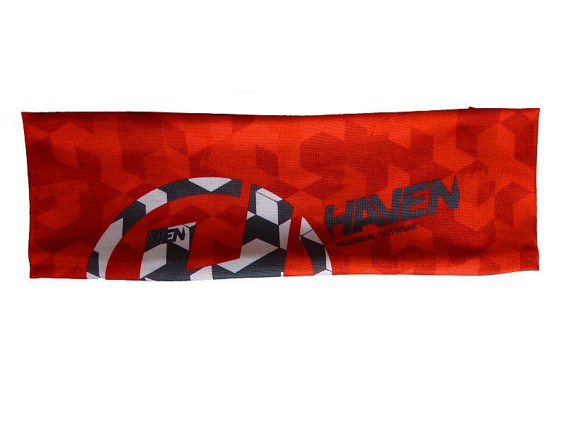 Sportovní čelenka HAVEN Thin Red