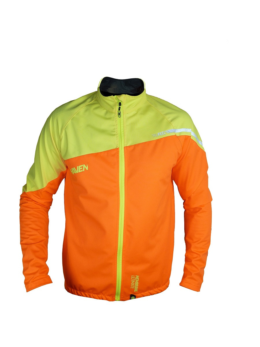 Bunda HAVEN TRUFEEL (unisex) orange